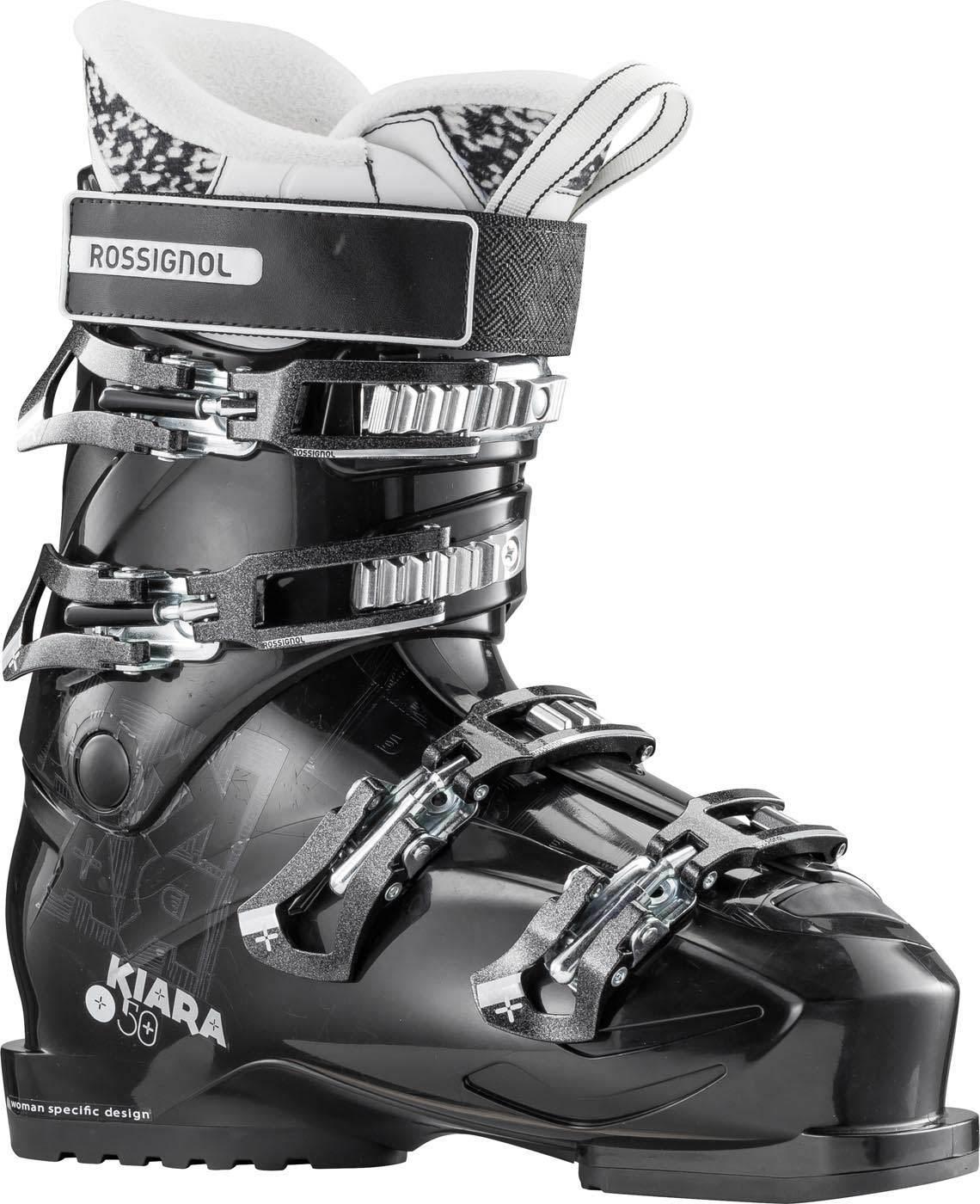 Chaussures De Ski Kiara Sensor 50 Noir Rossignol Femme