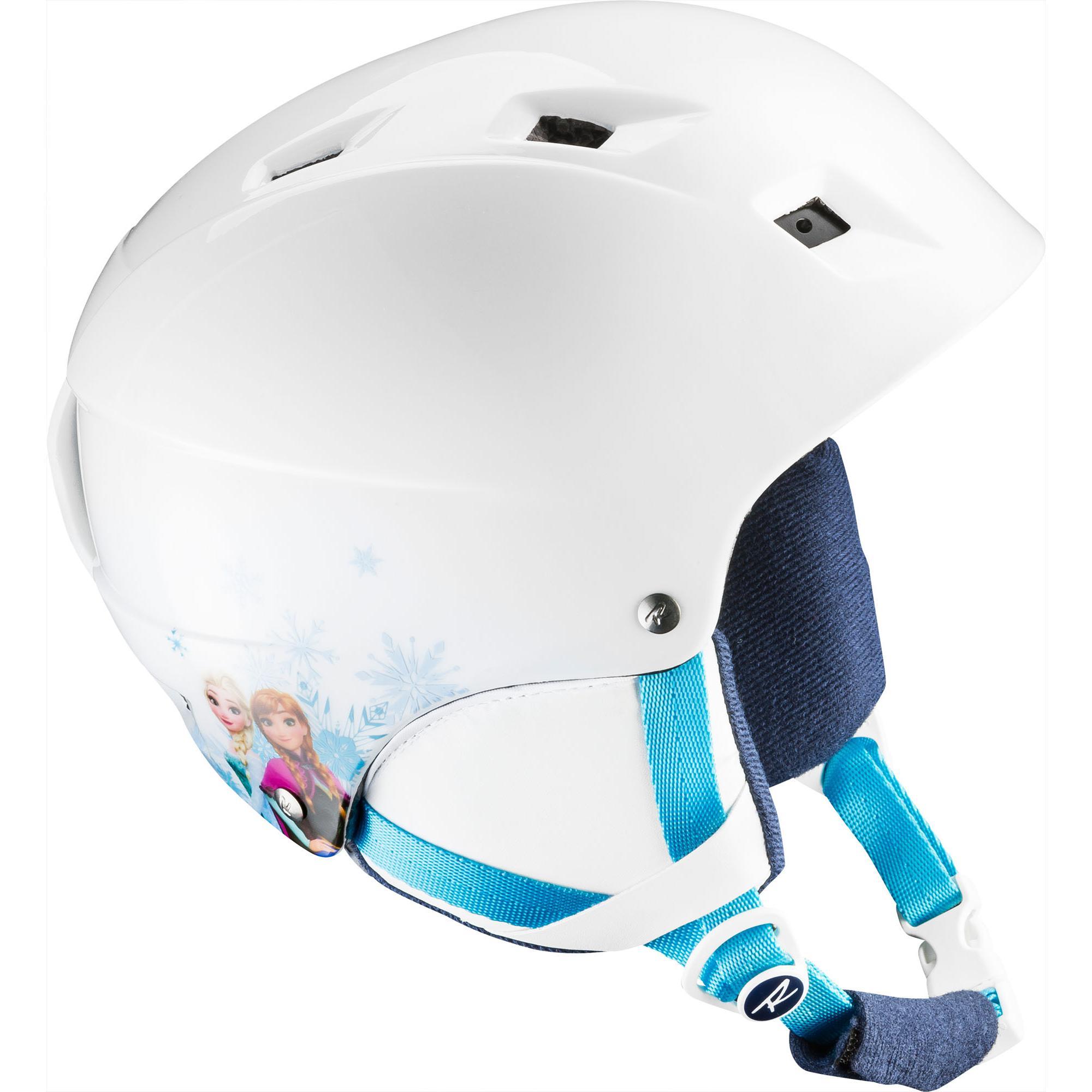 Helmet Comp J Frozen Blanc