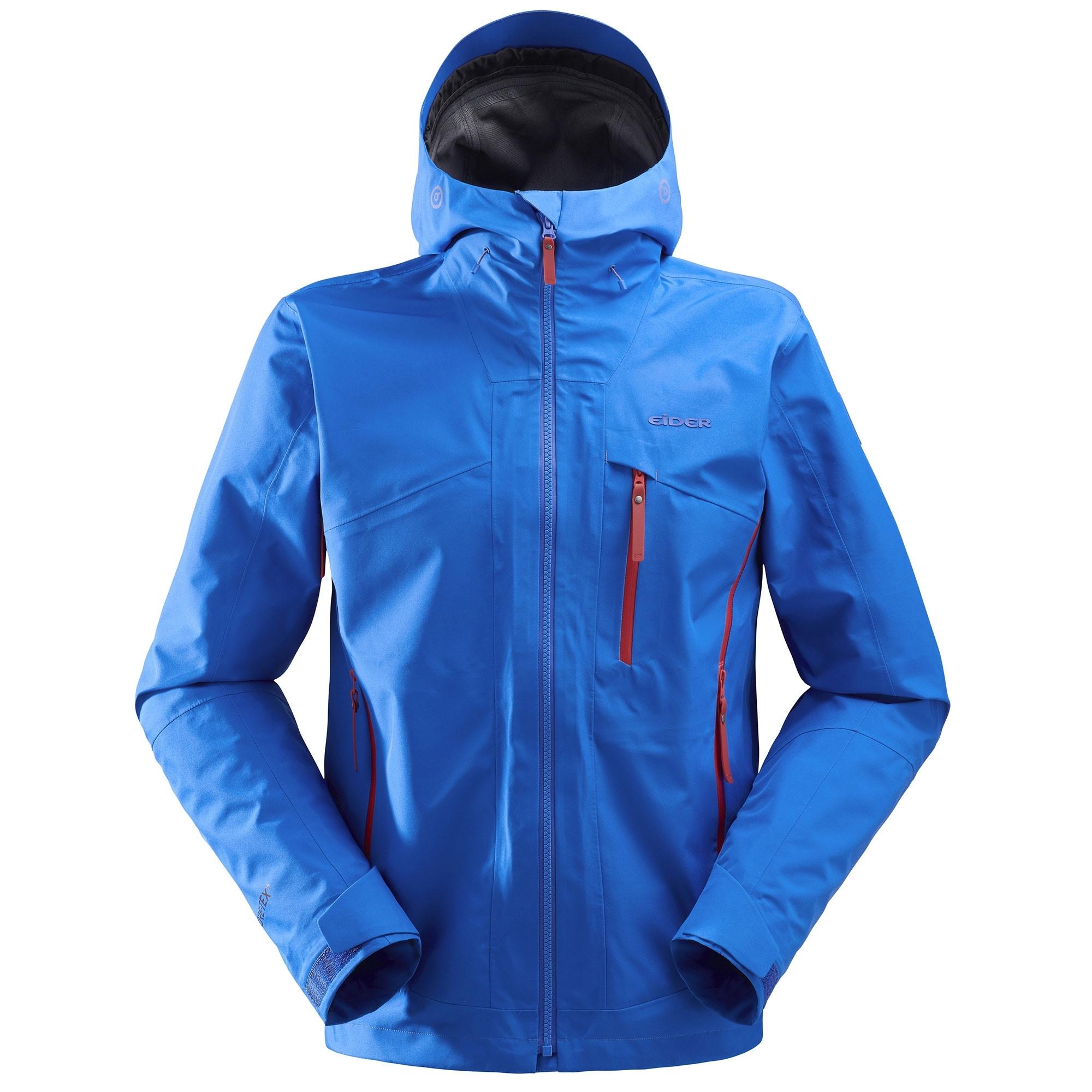 Conception innovante 1a25c 6ae5d Veste De Ski Gore-tex Eider Ramble 3l Bleu Homme