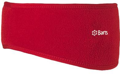 Bandeau Barts Fleece Rouge