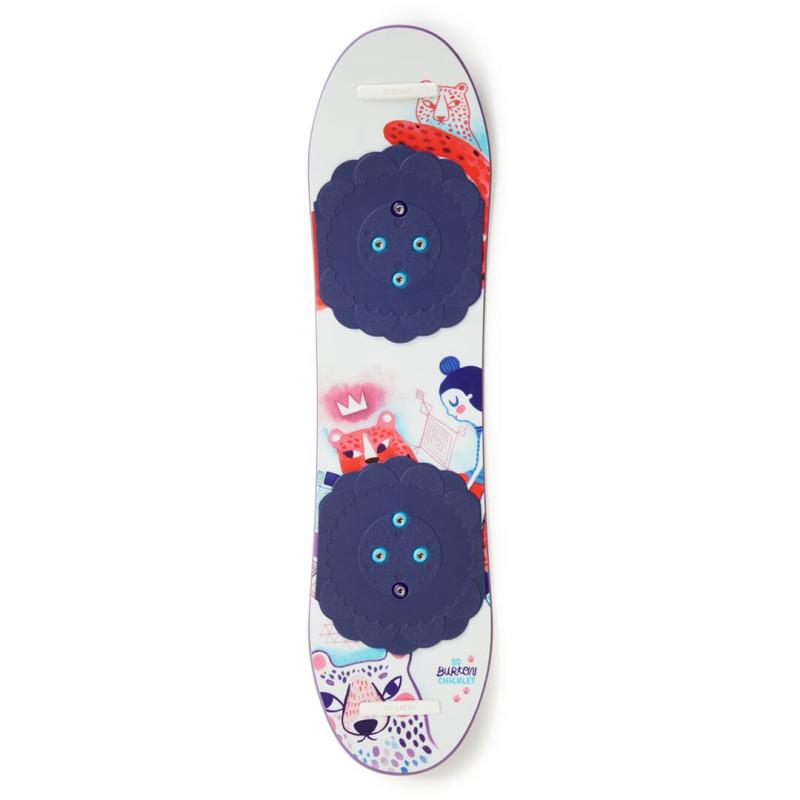 Planche de Snowboard Burton CHICKLET Enfant