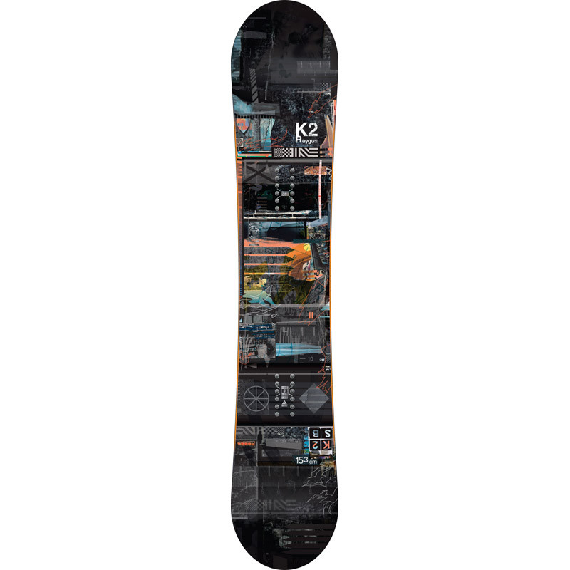 planche de snowboard k2 raygun pas cher livraison gratuite. Black Bedroom Furniture Sets. Home Design Ideas