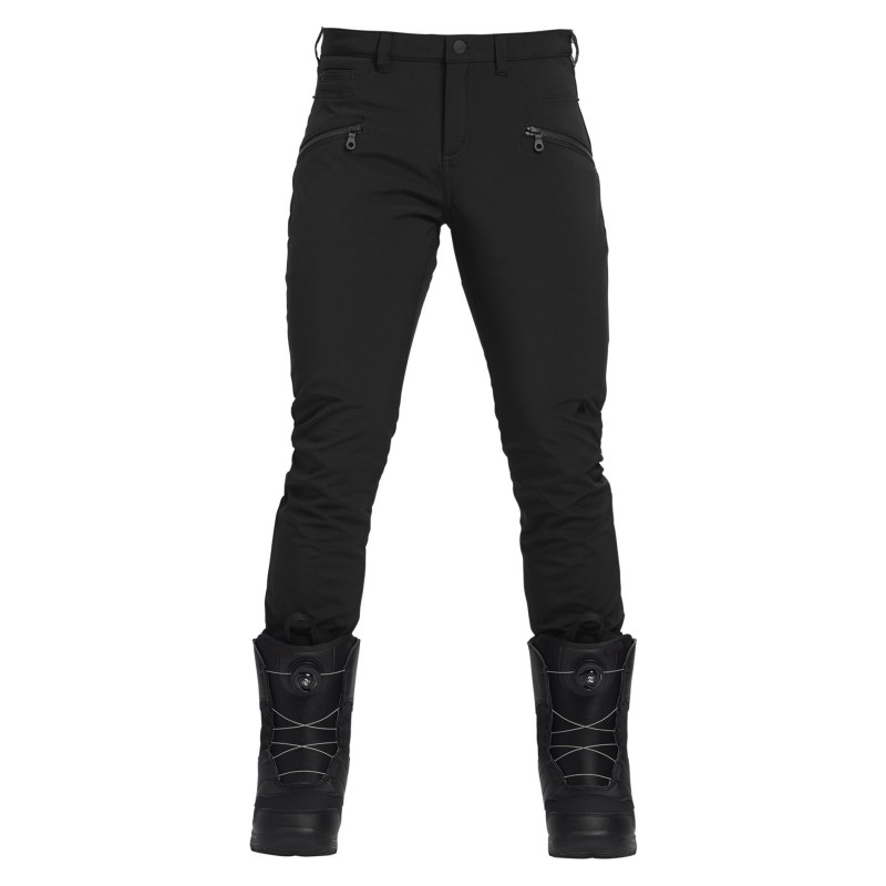 Pantalon de Ski/Snow Burton IVY TRUE BLACK