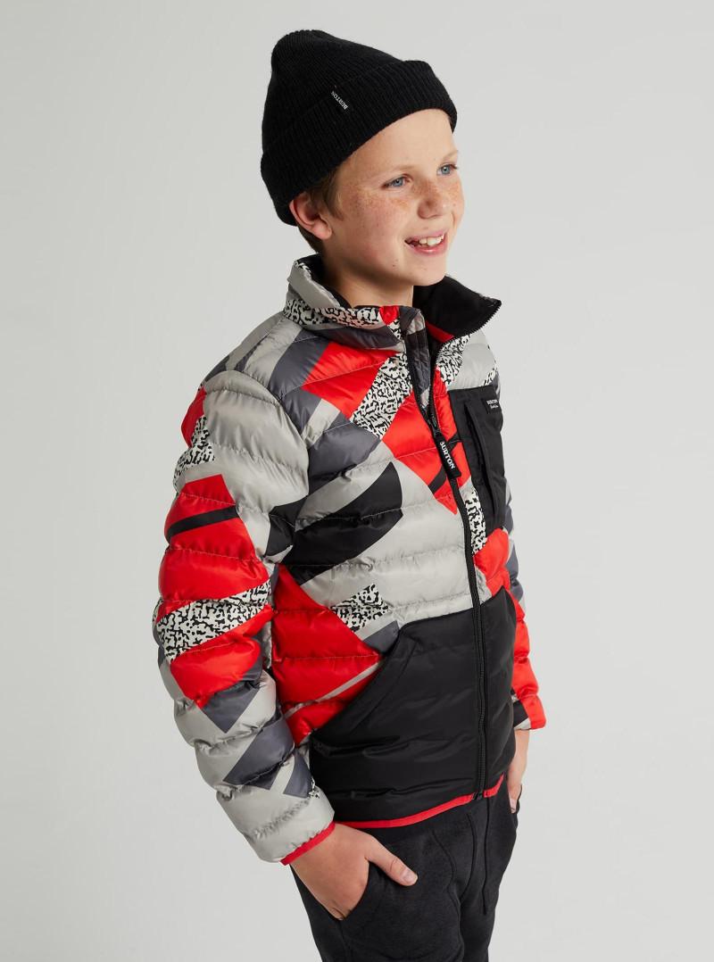Veste de Ski/Snow Burton Evergreen Ins Bold Throwback Garçon