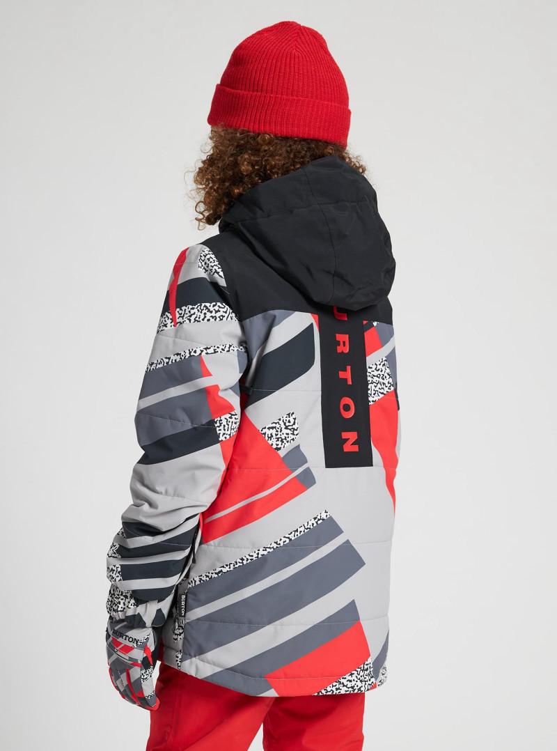 Veste de Ski/Snow Burton Ropedrop Bold Throwback Garçon