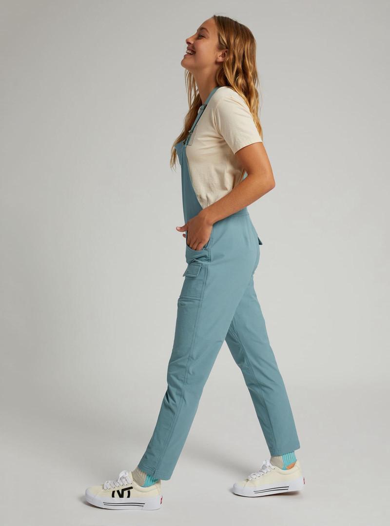 Pantalon Burton Chaseview Overall Trellis Femme