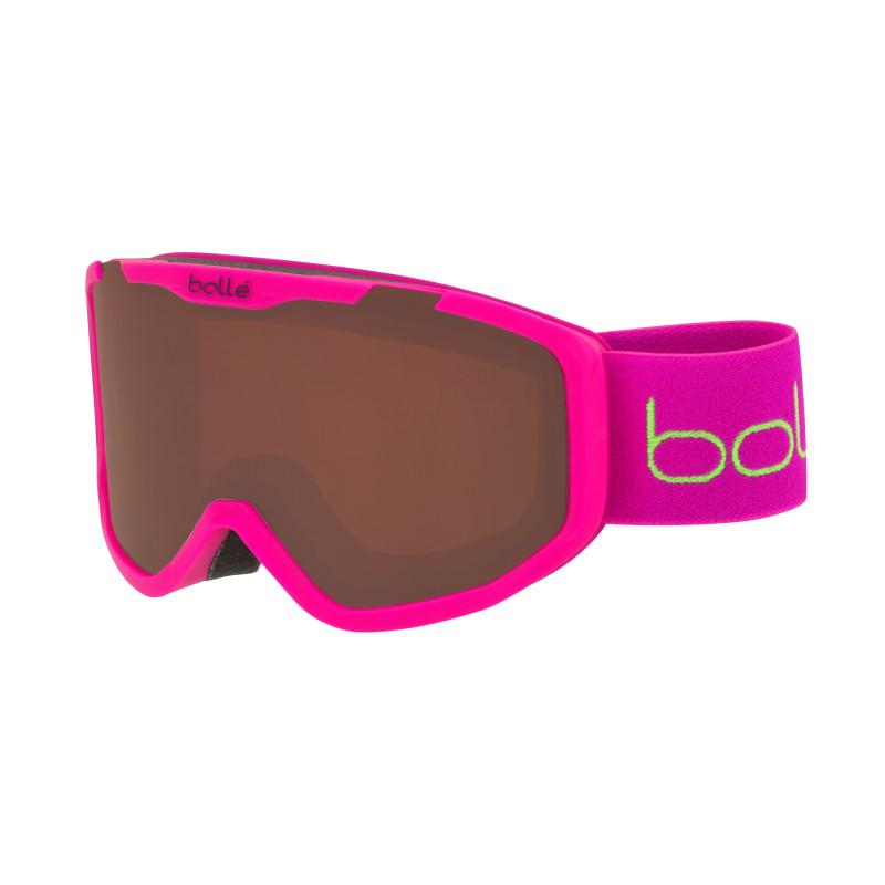 Masque de Ski/Snow Bollé Rocket Matte Pink Bear Rosy Bronze