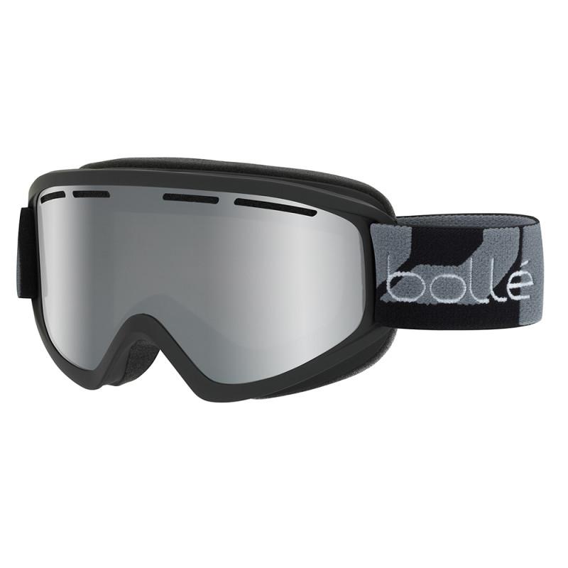 Masque de Ski/Snow Bollé Schuss Matte Black Black Chrome