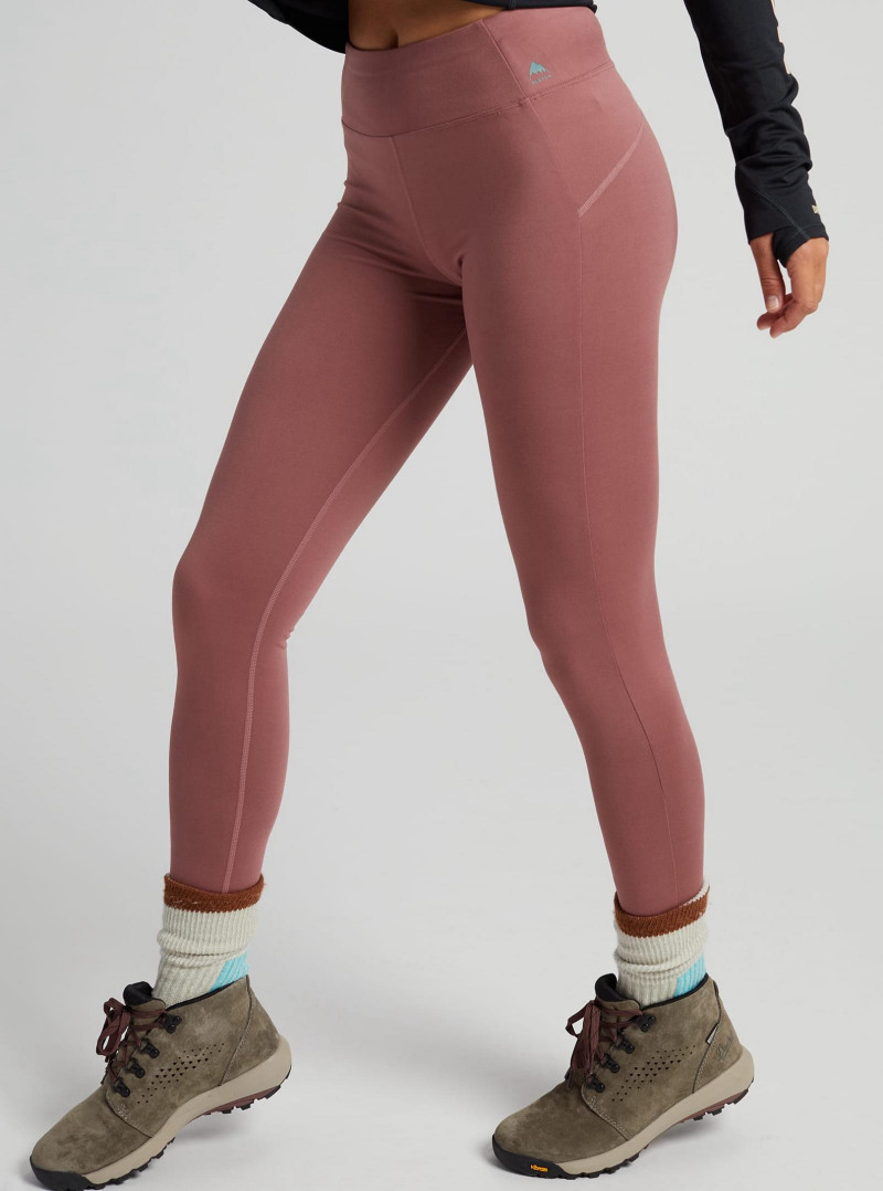 Legging Burton Multipath Rose Brown Femme