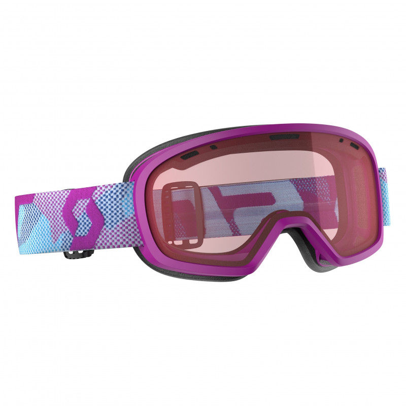 Masque de Ski / Snow Scott Muse purple enhancer