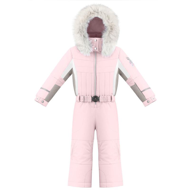 Combinaison de ski Poivre Blanc 1030-BBGL/B Angel Pink3 Multi Fille