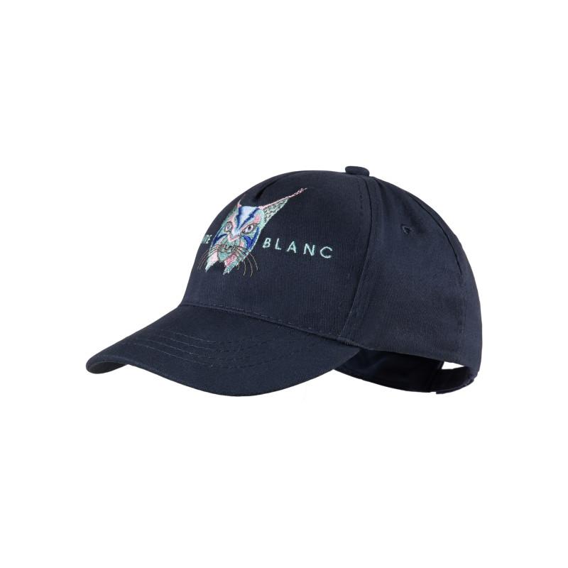 Casquette Poivre Blanc 2680 Lynx Oxford Blue Femme