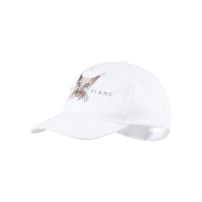 Casquette Poivre Blanc 2680 White Fille