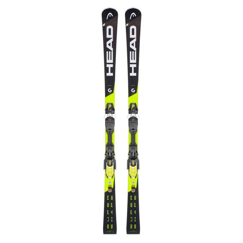 Pack Ski Head Supershape i.Speed SW +Fixations PRD 12 GW