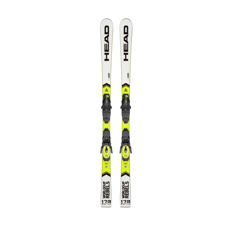 Pack Ski Head WC Rebels i.GSR AB + Fixations PR 11 GW