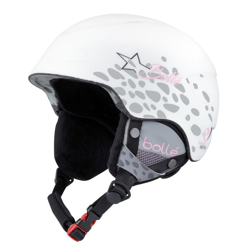 Casque de Ski/Snow Bollé B-Lieve Anna Veith Signature Series 51-53