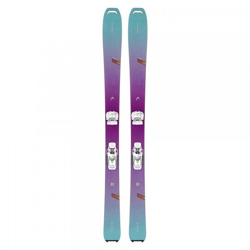 Pack Ski Head great Joy +Fixations ATTACK 12 GW wh