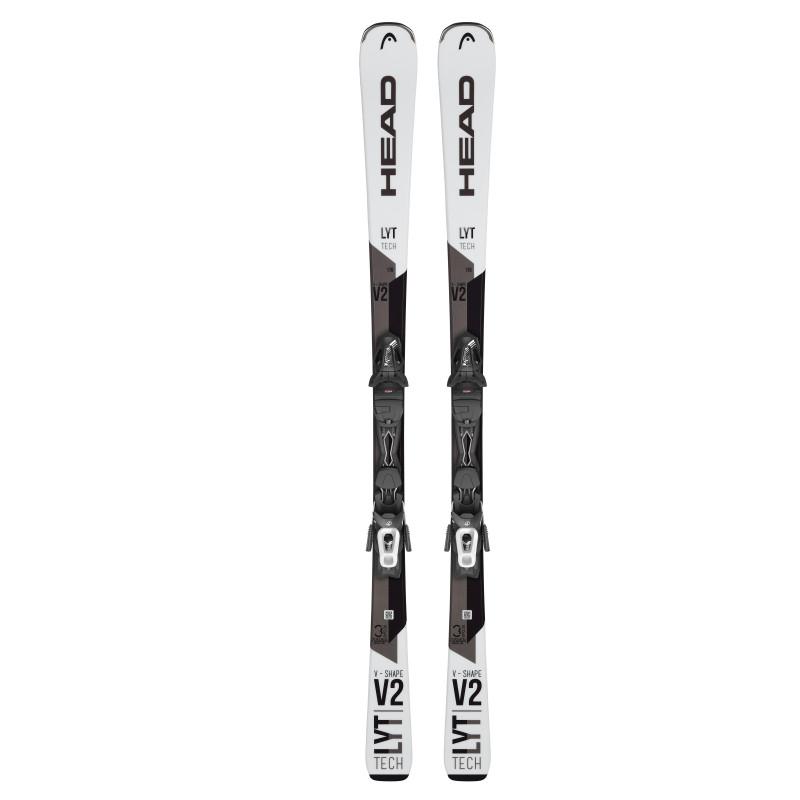 Pack Ski Head V-Shape V2 R LYT-PR + Fixations PR 10 GW Promo