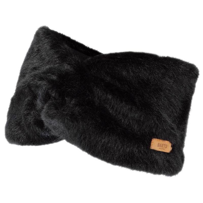Bandeau Barts Aster Headband Femme Noir