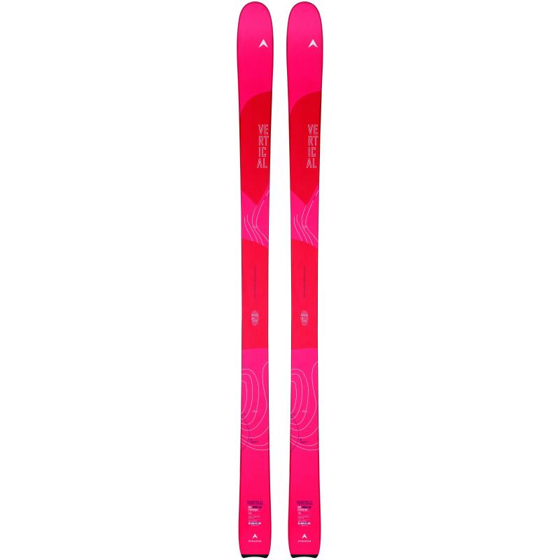 Skis Dynastar VERTICAL PRO W (skis sans fixation)
