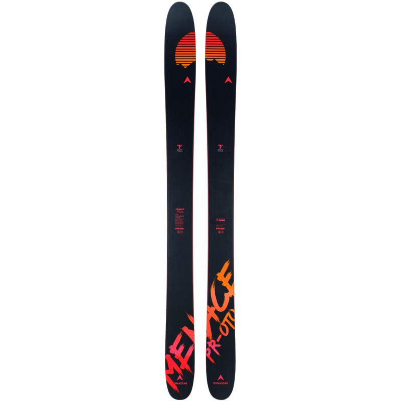 Skis Dynastar MENACE PROTO F-TEAM (skis sans fixation)