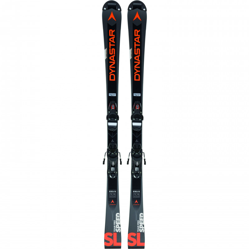 Skis Dynastar Speed Team Pro Open + Fixations NX JR7 Liteframe