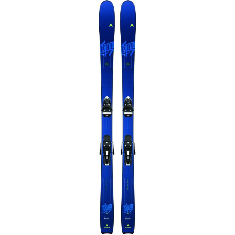 Pack Ski Dynastar LEGEND 84 + Fixations NX 12 GW Bleu Homme