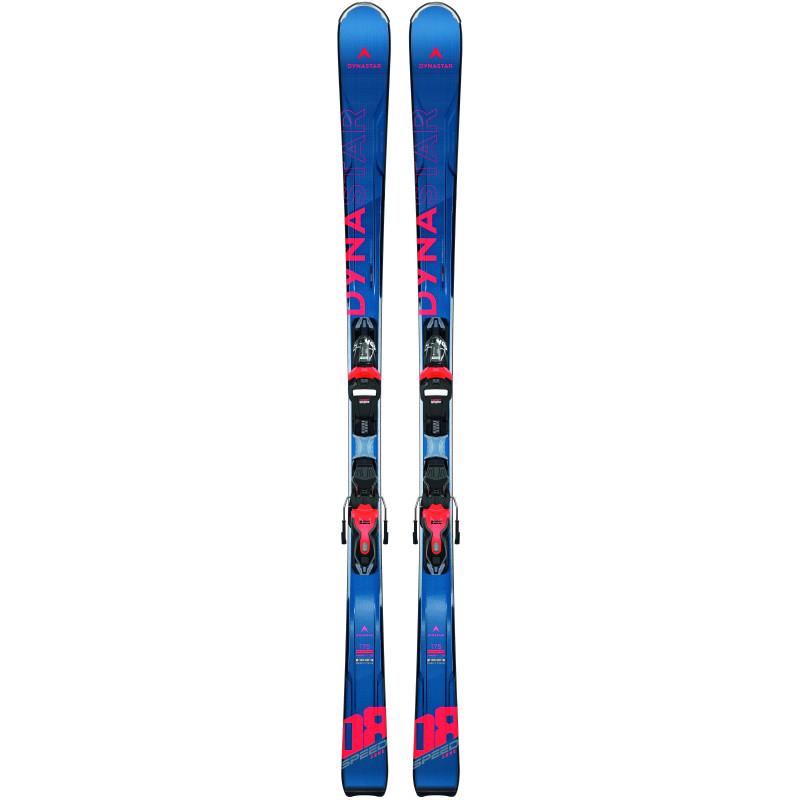 Pack Ski Dynastar SPEED ZONE 8 + Fixations XP 11 GW Bleu Homme