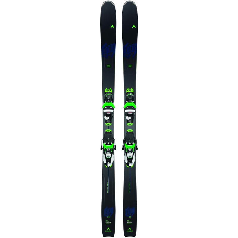Pack Ski Dynastar LEGEND 88 + Fixations SPX12 K.GW Noir Homme