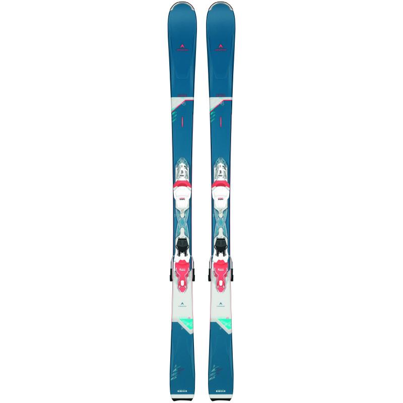 Pack Ski Dynastar INTENSE 4X4 78 + Fixations XP W 11 GW Vert Femme