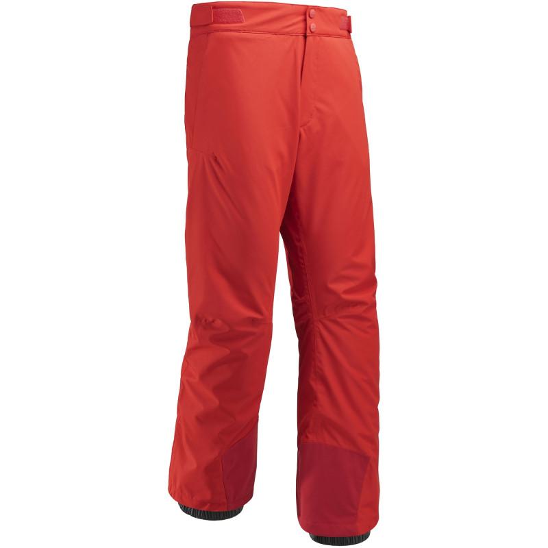 Pantalon De Ski Eider Edge Rouge Homme