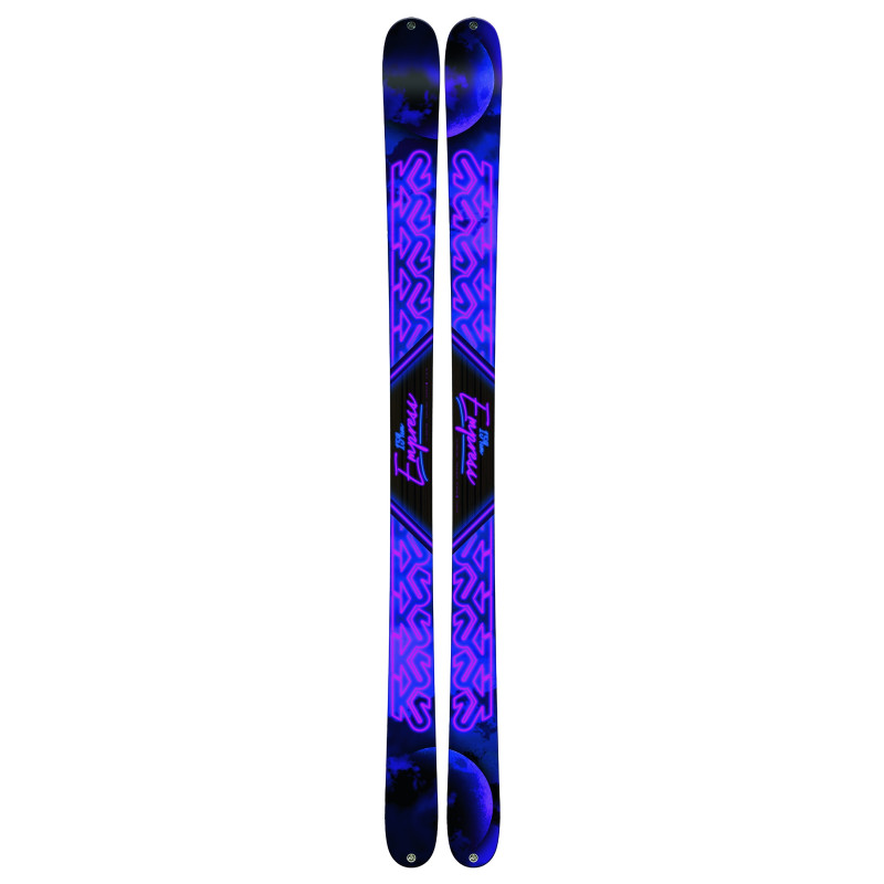 Pack Ski K2 Empress + Fixations Free Ten