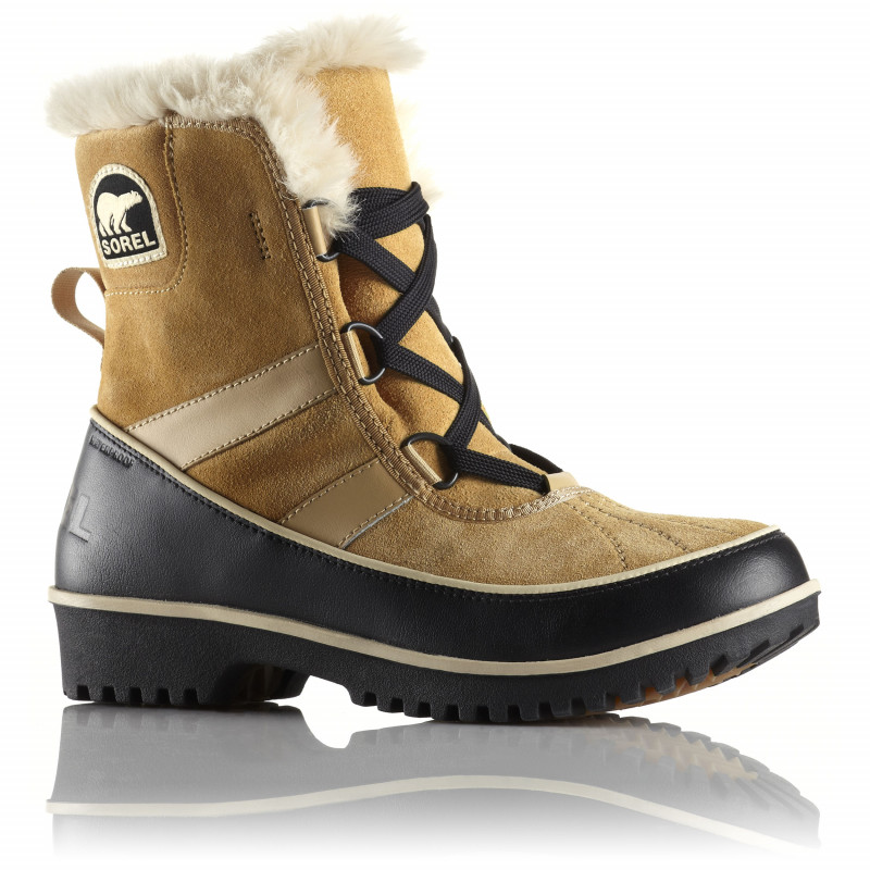 Bottes Canadiennes Sorel Femme TIVOLI II Curry