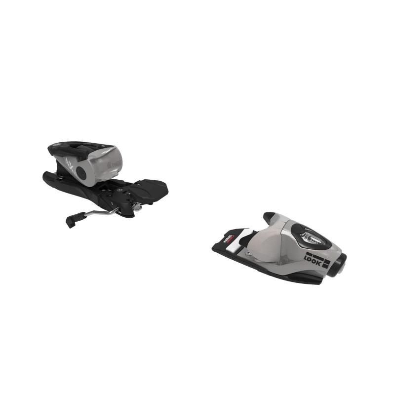 Fixations de Ski LOOK NX 11 GW B90 SILVER/SPARKLE Homme