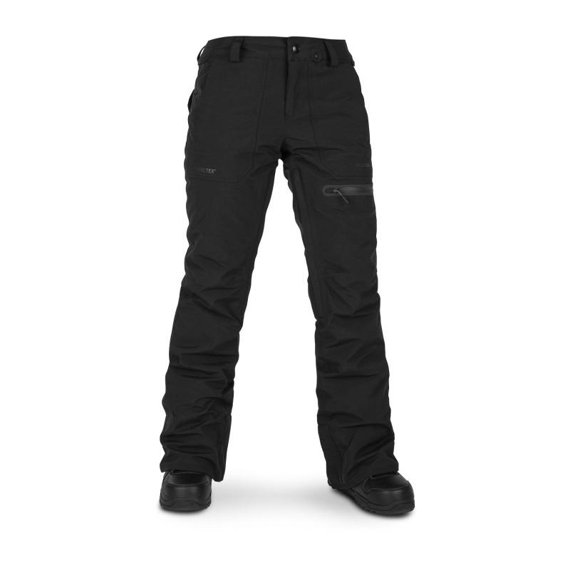 Pantalon Ski/Snow Volcom Knox Ins Gore-tex Noir Femme