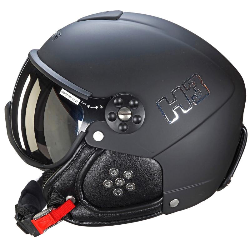 Casque de Ski/Snow HMR H3 Noir