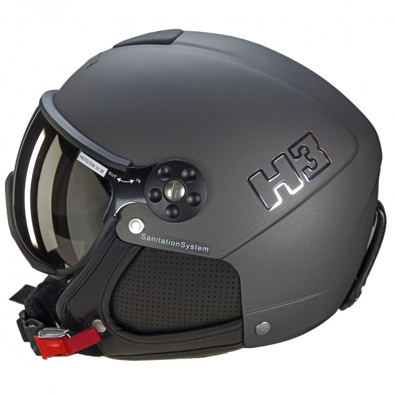 Casque de Ski/Snow HMR H3 Anthracite