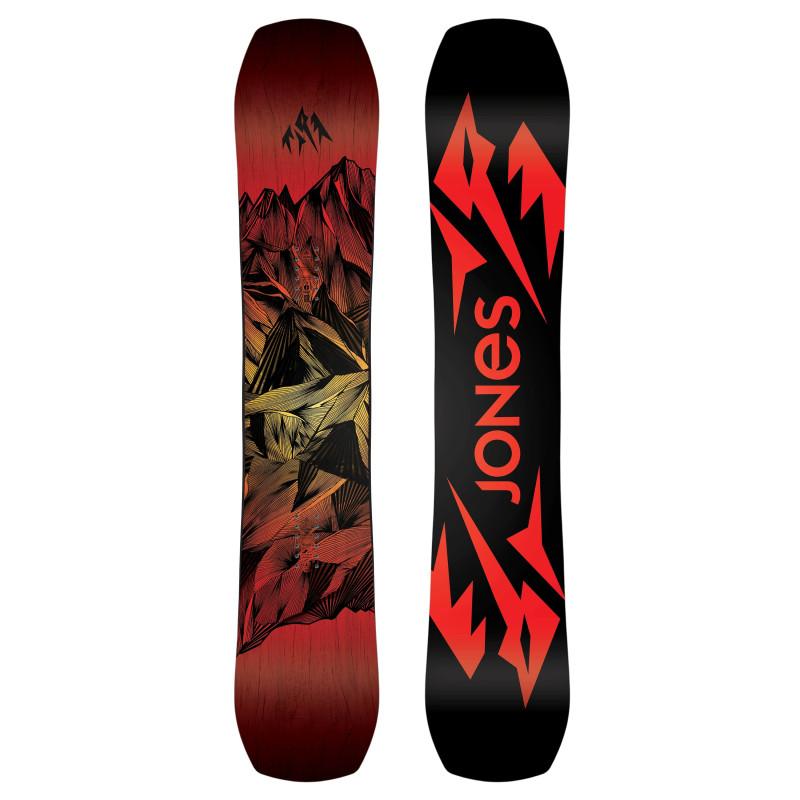 Planche de Snowboard Jones Mountain Twin Homme
