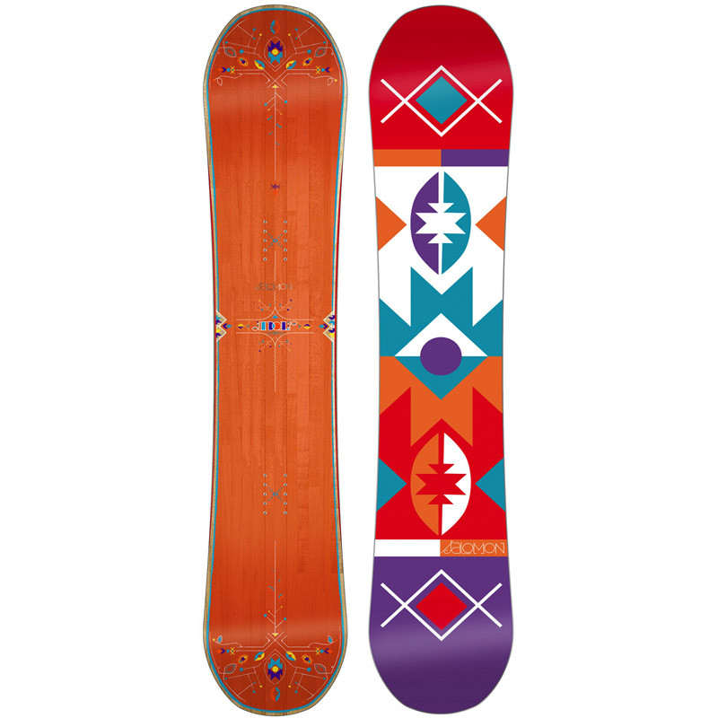 planche de snowboard salomon idol pas cher livraison. Black Bedroom Furniture Sets. Home Design Ideas