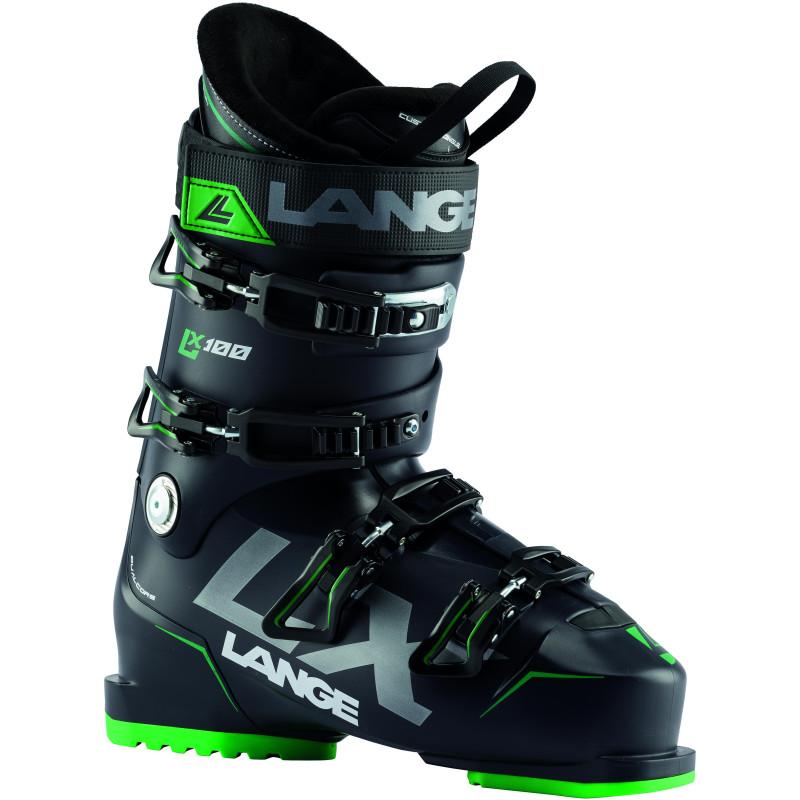 Chaussures De Ski Lange LX 100 Homme Noir