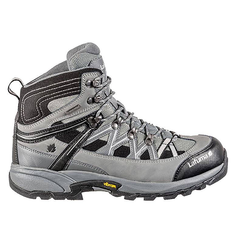 Chaussures Montantes De Trekking Lafuma M Atakama Ii Noir Homme