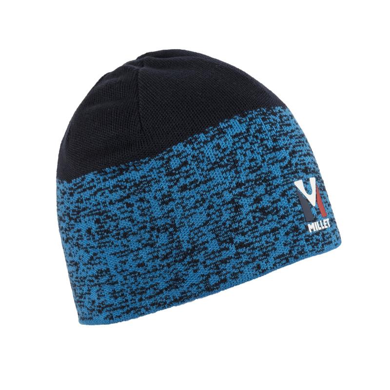 Bonnet Millet Trilogy Wool Bleu Homme