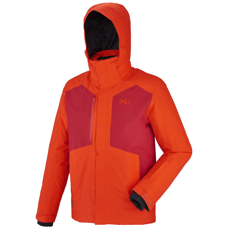 Veste Gore-tex Millet Rescue Gtx Ii Orange Homme