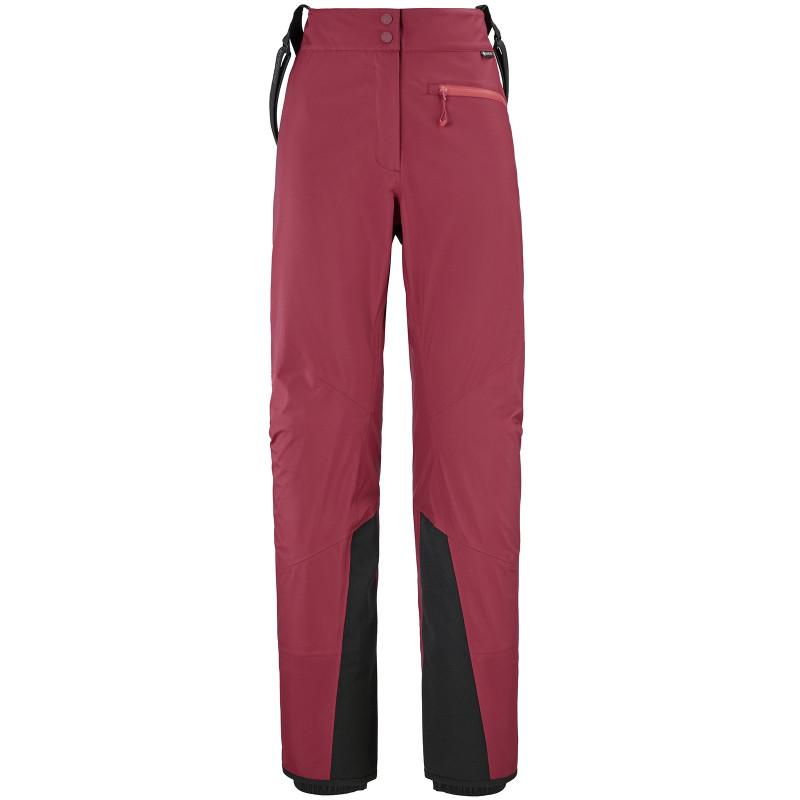 Pantalon Membrane Millet KAMET 2 GTX Tibetan Red Femme