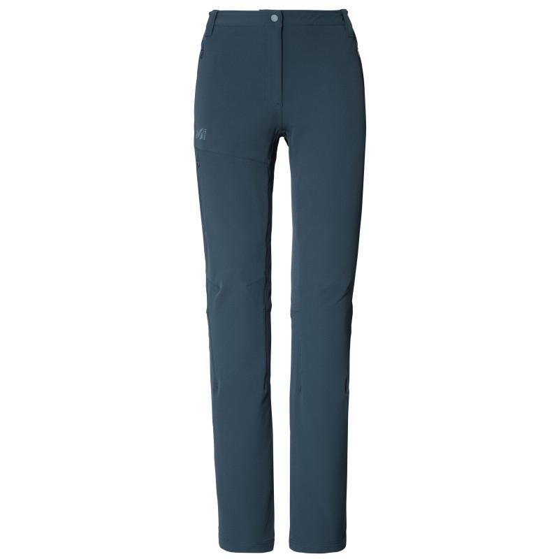 Pantalon De Randonnée Millet All Outdoor Bleu Femme