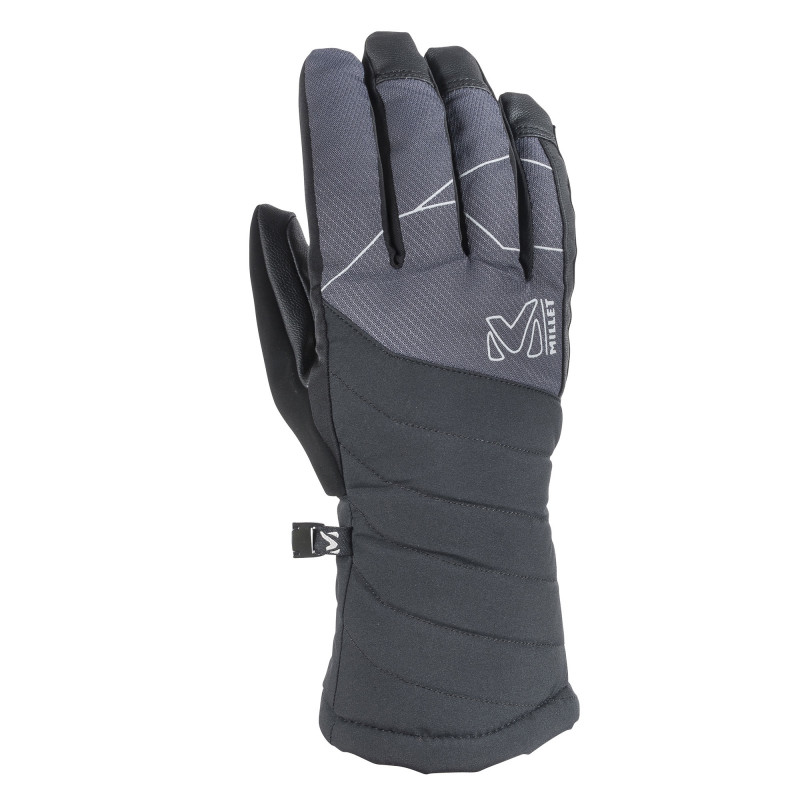 Gants Imperméables de Ski Millet Atna Peak Dryedge Noir Femme