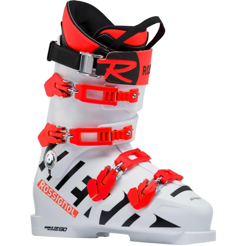 Chaussures De Ski Rossignol Hero World Cup 130 White Homme