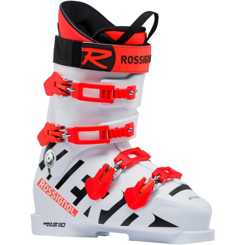Chaussures De Ski Rossignol Hero World Cup 110 White Homme