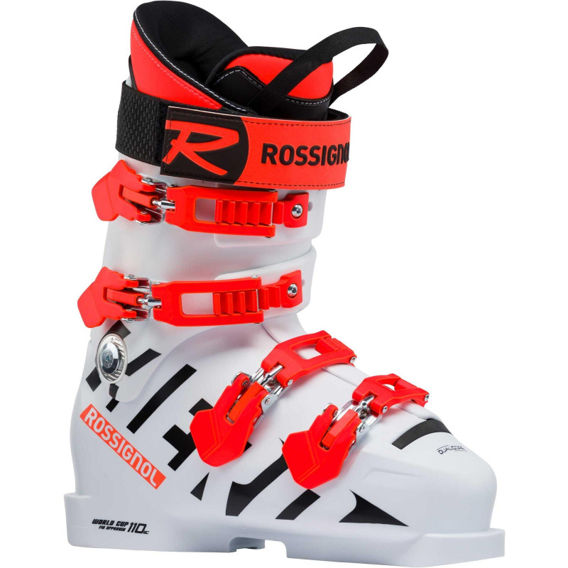 Chaussures De Ski Rossignol Hero World Cup 110 Sc - White