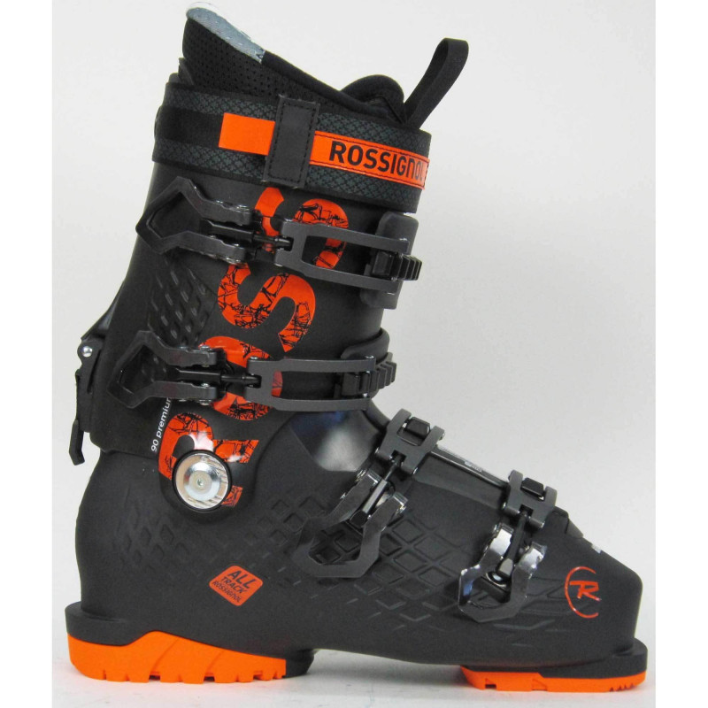 Chaussures de ski Rossignol ALLTRACK 90 PREMIUM Homme Noir